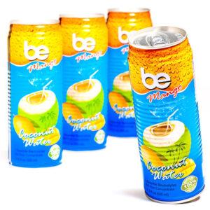 Кокосова вода с манго - екзотичен тропически микс от вкусове