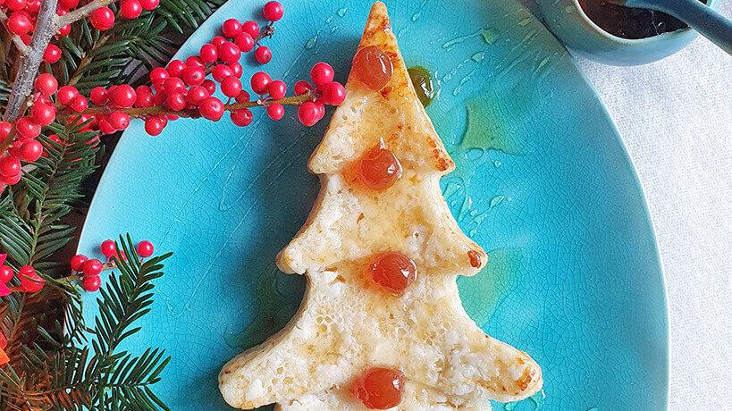 Коледни сиренки с Delishu