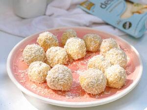 Бонбони ''Рафаело'' с Delishu